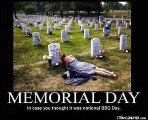 memorial day not bbq